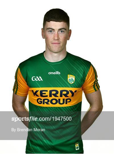 Kerry Football Squad Portraits 2020