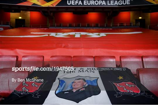 Arsenal v Dundalk - UEFA Europa League Group B