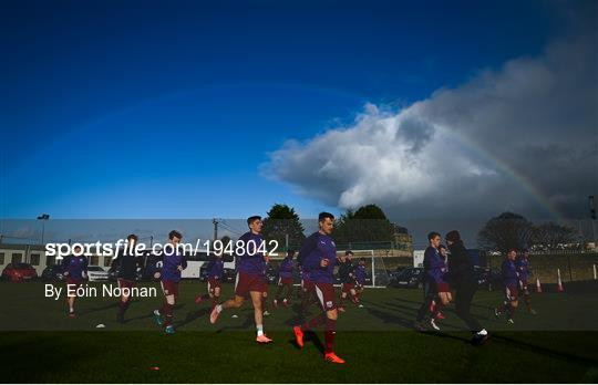 Bray Wanderers v Galway United - SSE Airtricity League First Division Play-off Semi-Final