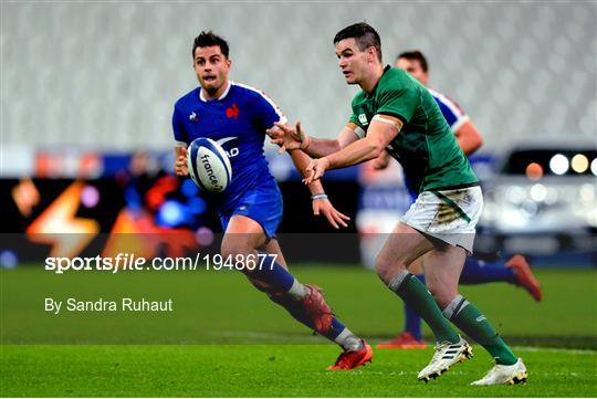 France v Ireland - Guinness Six Nations Rugby Championship