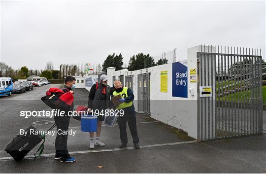 Leitrim v Mayo - Connacht GAA Football Senior Championship Quarter-Final