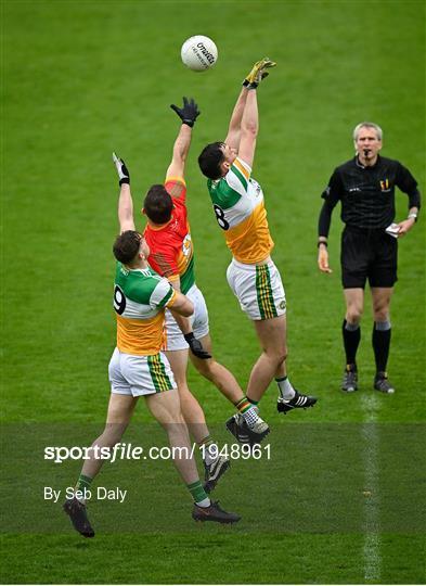Offaly v Carlow - Leinster GAA Football Senior Championship Round 1