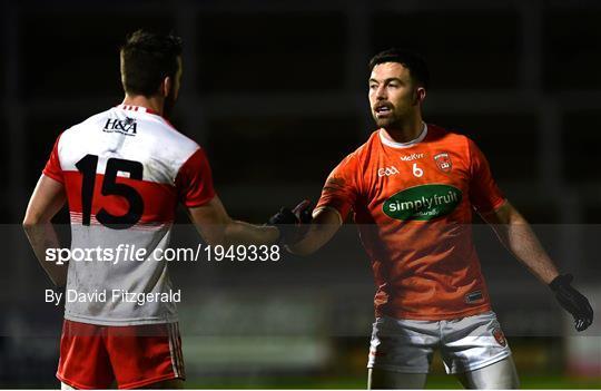 Derry v Armagh - Ulster GAA Football Senior Championship Quarter-Final