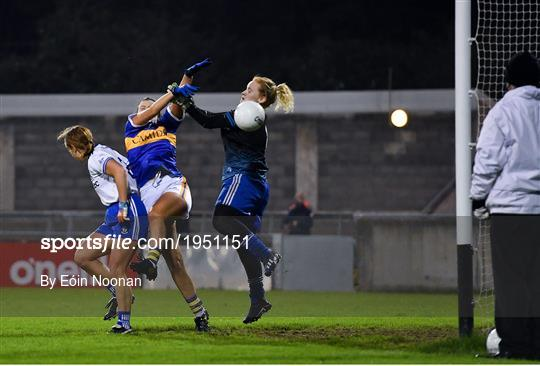 Monaghan v Tipperary - TG4 All-Ireland Senior Ladies Football Championship Round 2
