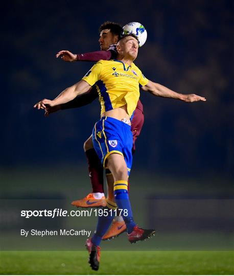 Galway United v Longford Town - SSE Airtricity League First Division Play-off Final
