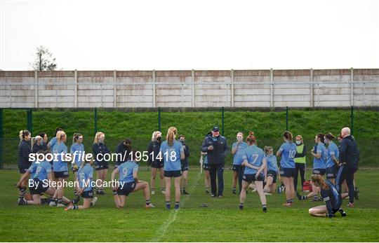 Dublin v Waterford - TG4 All-Ireland Senior Ladies Football Championship Round 2