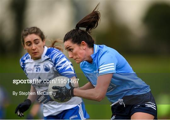 Dublin v Waterford - TG4 All-Ireland Senior Ladies Football Championship Round 2