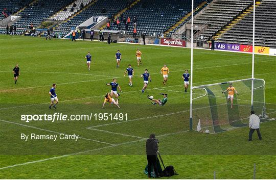 Cavan v Antrim - Ulster GAA Football Senior Championship Quarter-Final