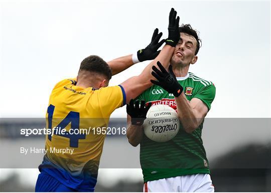 Roscommon v Mayo - Connacht GAA Football Senior Championship Semi-Final