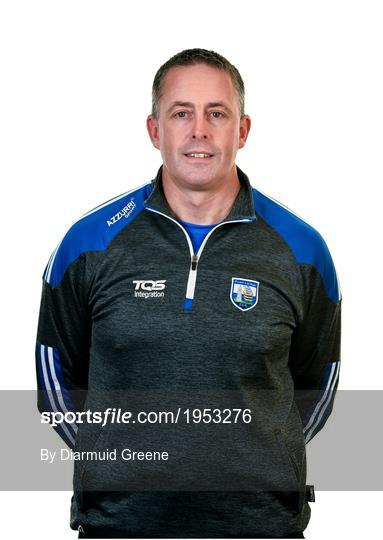 Waterford Hurling Squad Portraits 2020