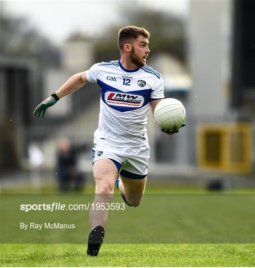 Longford v Laois - Leinster GAA Football Senior Championship Quarter-Final
