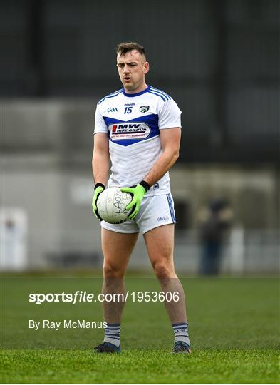 Longford v Laois - Leinster GAA Football Senior Championship Quarter-Final
