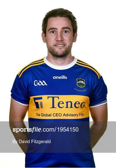 Tipperary Football Squad Portraits 2020