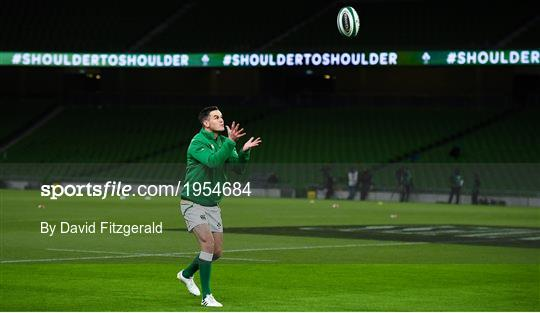 Ireland v Wales - Autumn Nations Cup