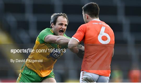 Donegal v Armagh - Ulster GAA Football Senior Championship Semi-Final