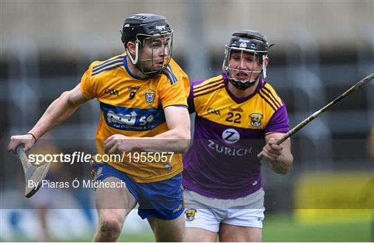 Wexford v Clare - GAA Hurling All-Ireland Senior Championship Qualifier Round 2
