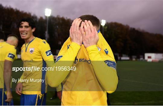 Shelbourne v Longford Town - SSE Airtricity League Play-off Final