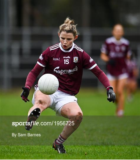 Galway v Monaghan - TG4 All-Ireland Senior Ladies Football Championship Round 3