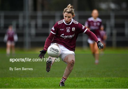 Galway v Monaghan - TG4 All-Ireland Senior Ladies Football Championship Round 3