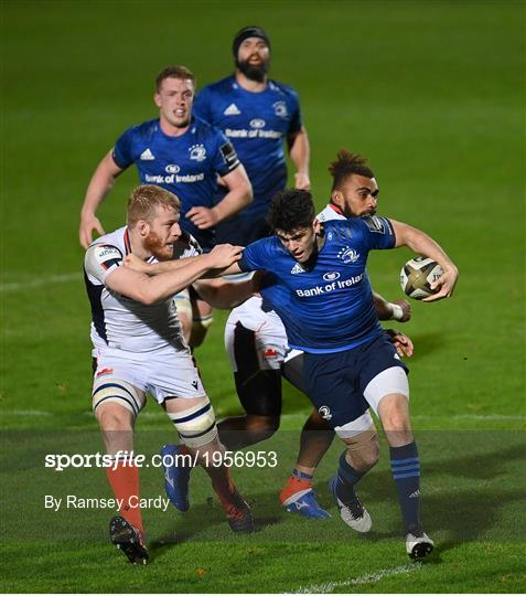Leinster v Edinburgh - Guinness PRO14