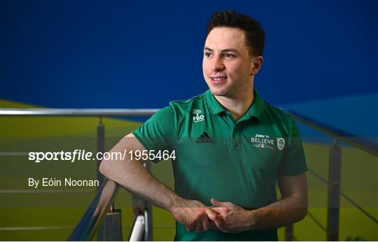 Olympic Federation of Ireland's 'Dare to Believe' Programme Launch
