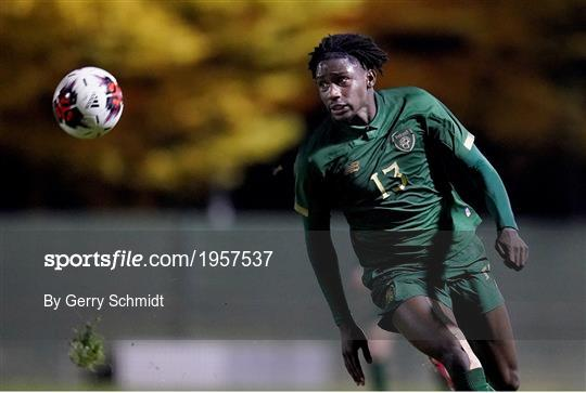 Luxembourg v Republic of Ireland - UEFA European U21 Championship Qualifier