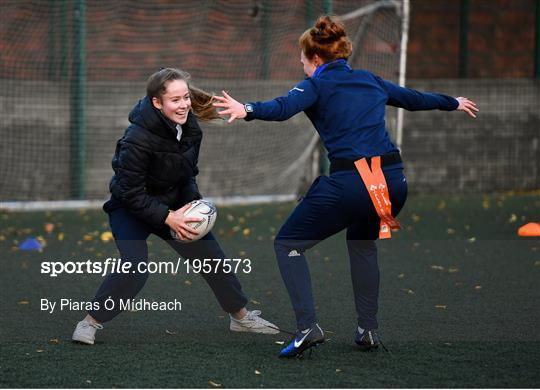 Leinster Rugby After School Pop Up Club