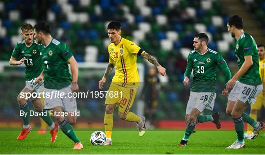 Northern Ireland v Romania - UEFA Nations League B
