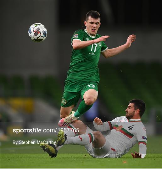 Republic of Ireland v Bulgaria - UEFA Nations League B