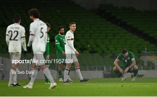 Republic of Ireland v Bulgaria - UEFA Nations League B