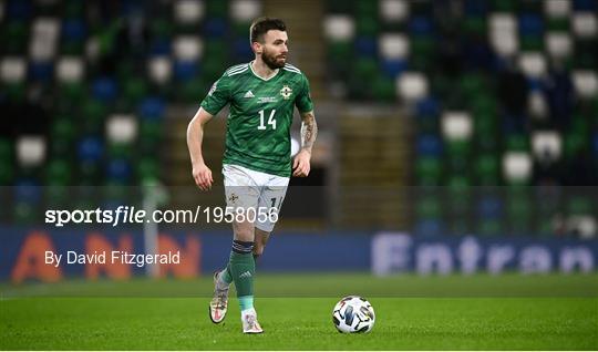 Northern Ireland v Romania - UEFA Nations League B
