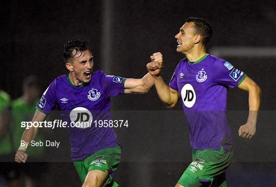 Finn Harps v Shamrock Rovers - Extra.ie FAI Cup Quarter-Final