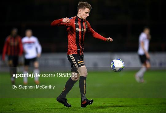 Bohemians v Dundalk - Extra.ie FAI Cup Quarter-Final