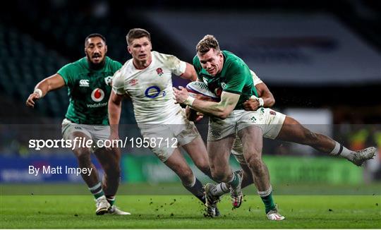 England v Ireland - Autumn Nations Cup