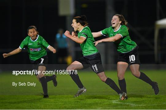 Peamount United v Shelbourne - Women's National League