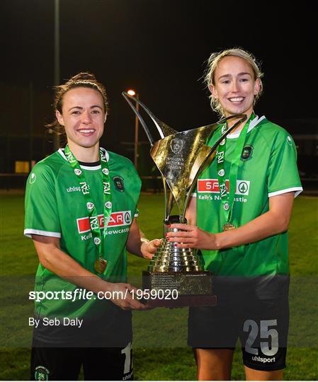 Peamount United v Shelbourne - Women's National League