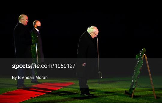 Bloody Sunday Commemoration 2020 - The GAA Remembers
