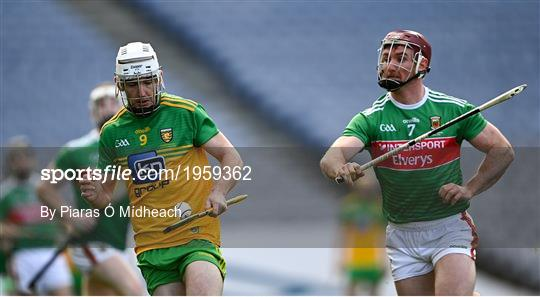 Donegal v Mayo - Nickey Rackard Cup Final
