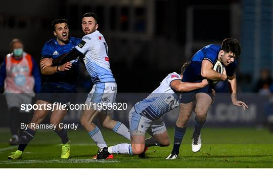 Leinster v Cardiff Blues - Guinness PRO14