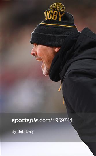 Ulster v Scarlets - Guinness PRO14