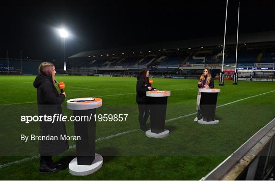 Leinster v Cardiff Blues - Guinness PRO14