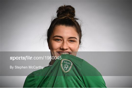 Republic of Ireland Women Portraits