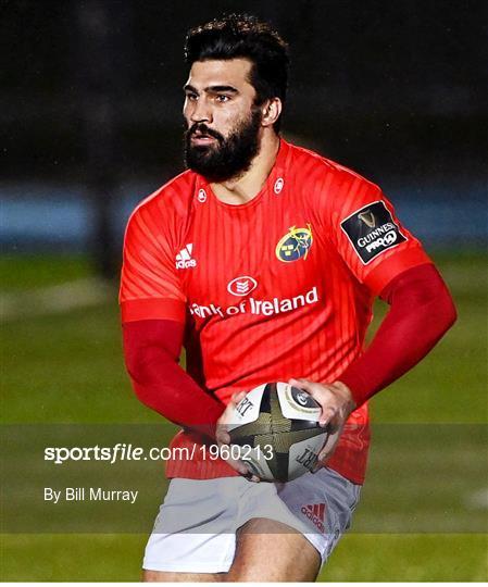 Glasgow Warriors v Munster - Guinness PRO14