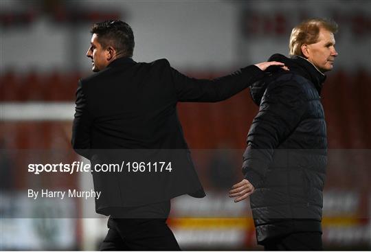 Sligo Rovers v Derry City - Extra.ie FAI Cup Quarter-Final