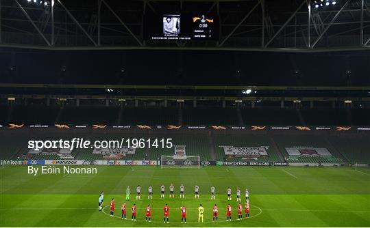 Dundalk v SK Rapid Wien - UEFA Europa League Group B