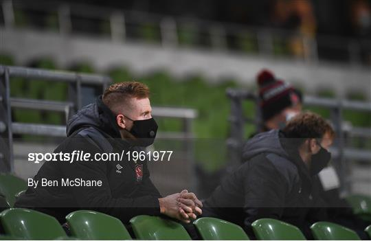 Dundalk v SK Rapid Wien - UEFA Europa League Group B
