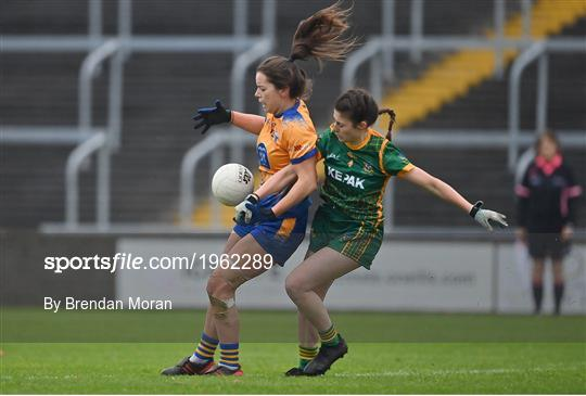 Clare v Meath - TG4 All-Ireland Intermediate Ladies Football Championship Semi-Final