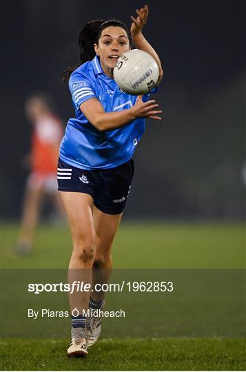 Armagh v Dublin - TG4 All-Ireland Senior Ladies Football Championship Semi-Final