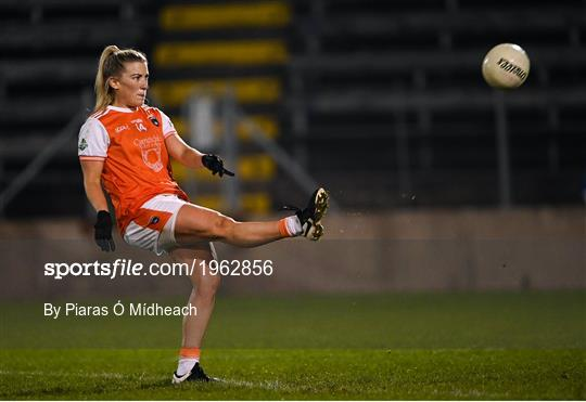Armagh v Dublin - TG4 All-Ireland Senior Ladies Football Championship Semi-Final