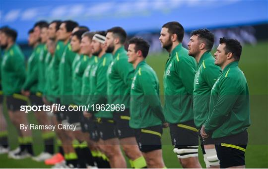 Ireland v Georgia - Autumn Nations Cup